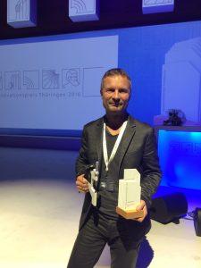 Innovationspreis Thüringen, Preisträger mit Jencad-Design